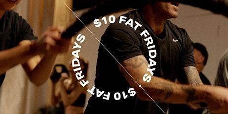 FAT FRIDAY x GOJU SHOTS tickets