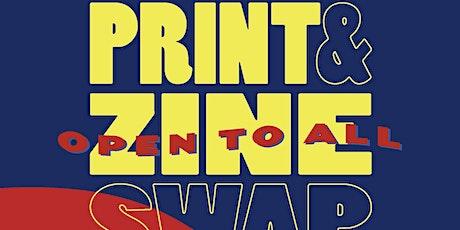 NYC-SPC X BCD Presents: Print and Zine Swap tickets