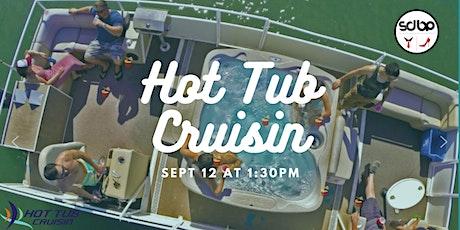 Hot Tub Cruising: Mission Bay tickets