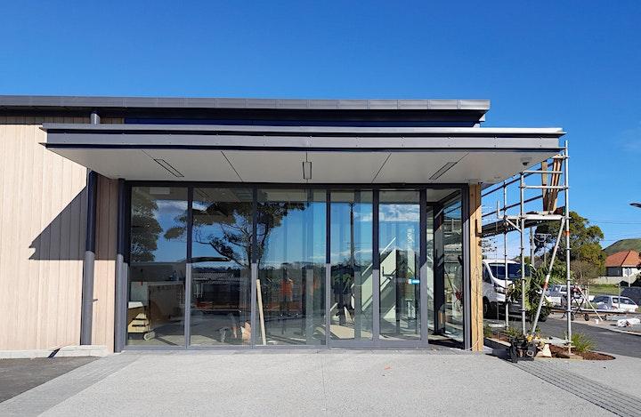 NAWIC Auckland / Glen Innes Kererū Kidney Centre Site Visit image