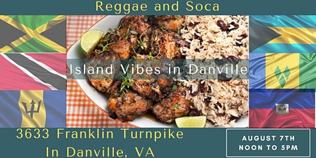 Island Vibes In Danville tickets