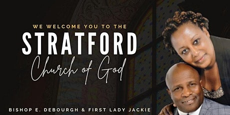 Stratford COG - Sunday Morning Worship tickets
