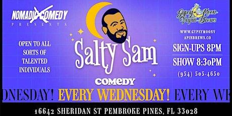 Salty Sam Comedy Show tickets