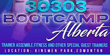 Fitness Bootcamp Alberta tickets