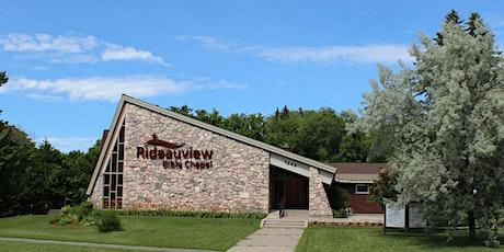 Rideauview Bible Chapel - Sunday School tickets