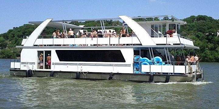 Jerk & Jollof Summer Cruise image