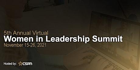 Women in Leadership Summit tickets