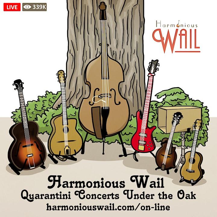 Harmonious Wail Concert Under the Oak image