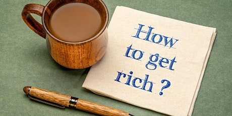 Get Rich With Debt In Just 3 Simple Steps! tickets