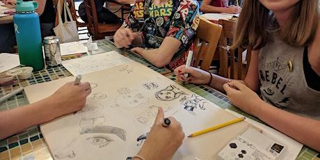 ArtPark Al Fresco Family Nights: World's Longest Comic tickets