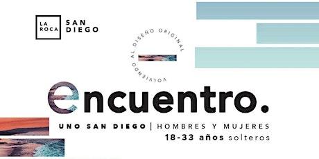 Encuentro Uno College San Diego tickets