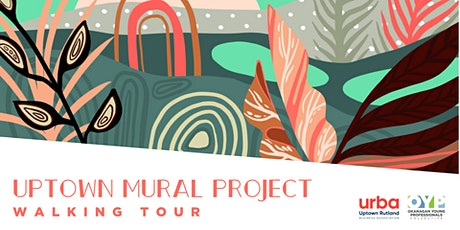 OYP Social: Uptown Rutland Mural Tour tickets