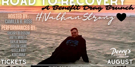 Road to Recovery Drag Show event for Nathan tickets