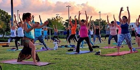 FREE  Online Yoga Sessions billets