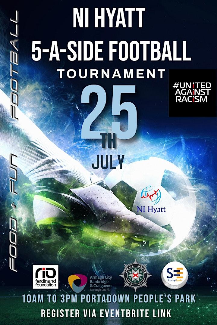 NI Hyatt Football Tournament 2021 image