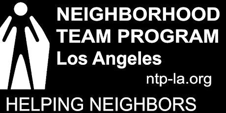 8/18/21 - Venice Neighborhood Team Program - S6 -  Neighborhood Security tickets