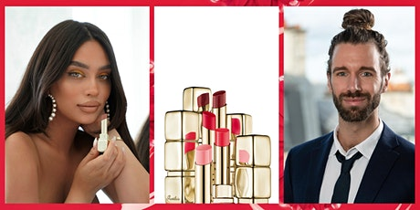 KISS & TELL: A VIRTUAL HEART-TO-HEART WITH JANICE JOOSTEMA AND GUERLAIN tickets
