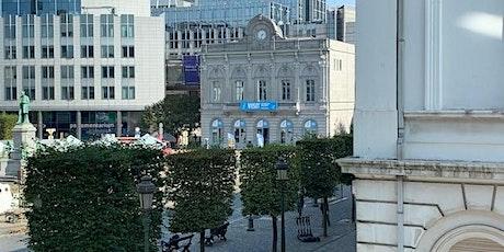 Bureau Brussel van Follow The Money - Wie controleert de macht in Brussel? billets
