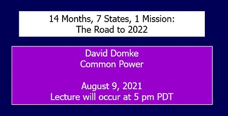 14 Months, 7 States, 1 Mission: The Road to 2022 tickets