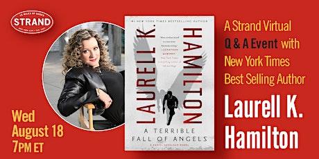 Laurell K. Hamilton: A Terrible Fall of Angels tickets