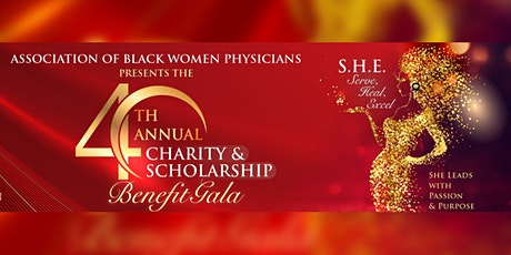 40th Annual Charity & Scholarship Benefit Gala tickets