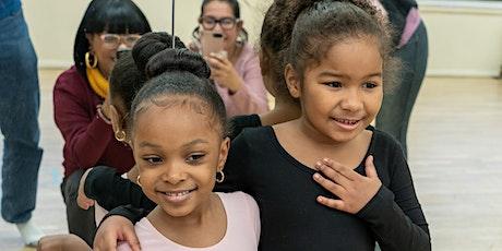 Ballet for All Kids Summer Clinic tickets