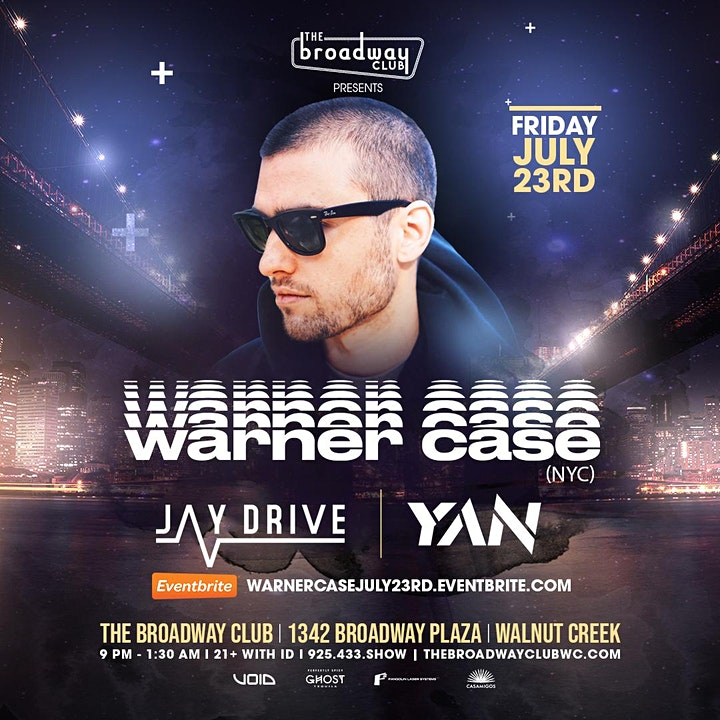 WARNER CASE w/ Yan & Jay Drive image