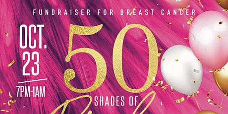 50 Shades of Pink 2021 tickets