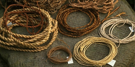 Cordage-Making Materials and Techniques Workshop with Charlie Kennard tickets