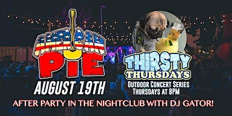 American Pie - Outdoor Concert at 115 Bourbon Street tickets