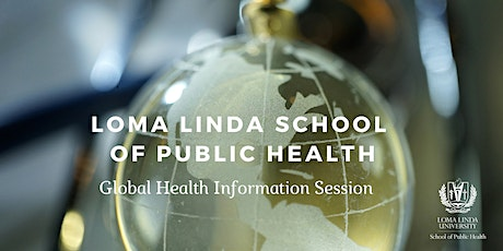 Global Health Information Session - August 2021 tickets