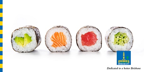 Sushi Making Demonstration with Nutrition Australia - 2pm Session tickets