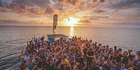 #1 NYC  Boat Party Yacht Cruise   CABANA tickets