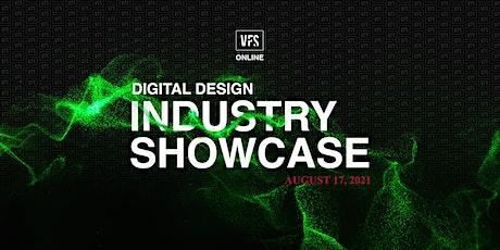 VFS Online Digital Design Industry Showcase tickets