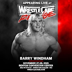 Barry Windham Meet and Greet Combo/WrestleCade FanFest 2021 tickets