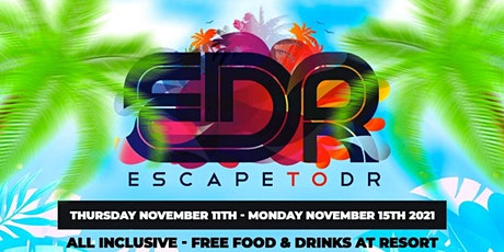 Escsape To DR: ULTIMATE GETAWAY tickets
