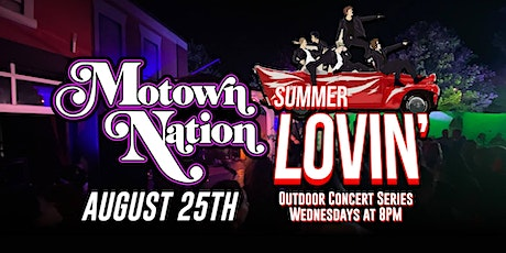 Motown Nation OUTDOOR SHOW at 115 Bourbon Street | South Side Chicago tickets