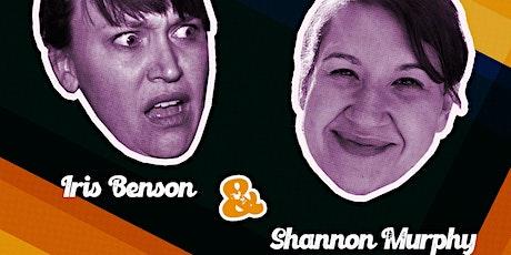 Iris Benson and Shannon Murphy headline the Club tickets