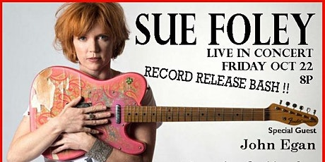 SUE FOLEY Live In Concert tickets