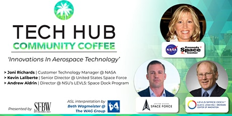 COMMUNITY COFFEE | Innovations In Aerospace Technology tickets