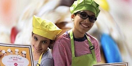 Little Chefs with Fleur de Cuisine! tickets