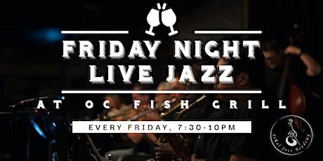 Friday Night Live Jazz tickets