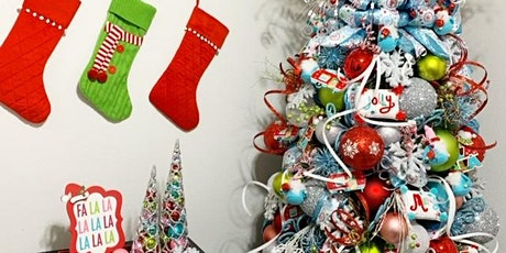 AB's Christmas Tree Decorating Master Class tickets