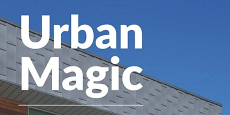 Urban Magic Book Release Party - Signing, Reading, Q & A tickets