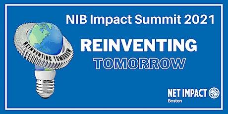 2021 Impact Summit tickets