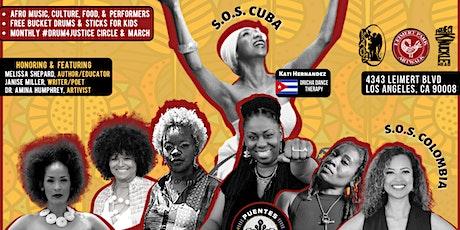 International Day of Women of African Descent at Leimert Art Walk tickets