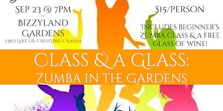 Thirsty Thursday Series: Class & a Glass tickets