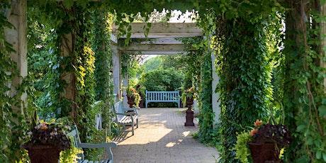 Tour of Allen Centennial Garden tickets