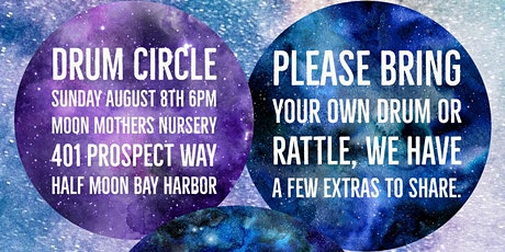 Women's New Moon Drum Circle tickets