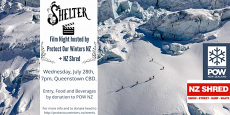 Protect Our Winters NZ Queenstown Film Night tickets